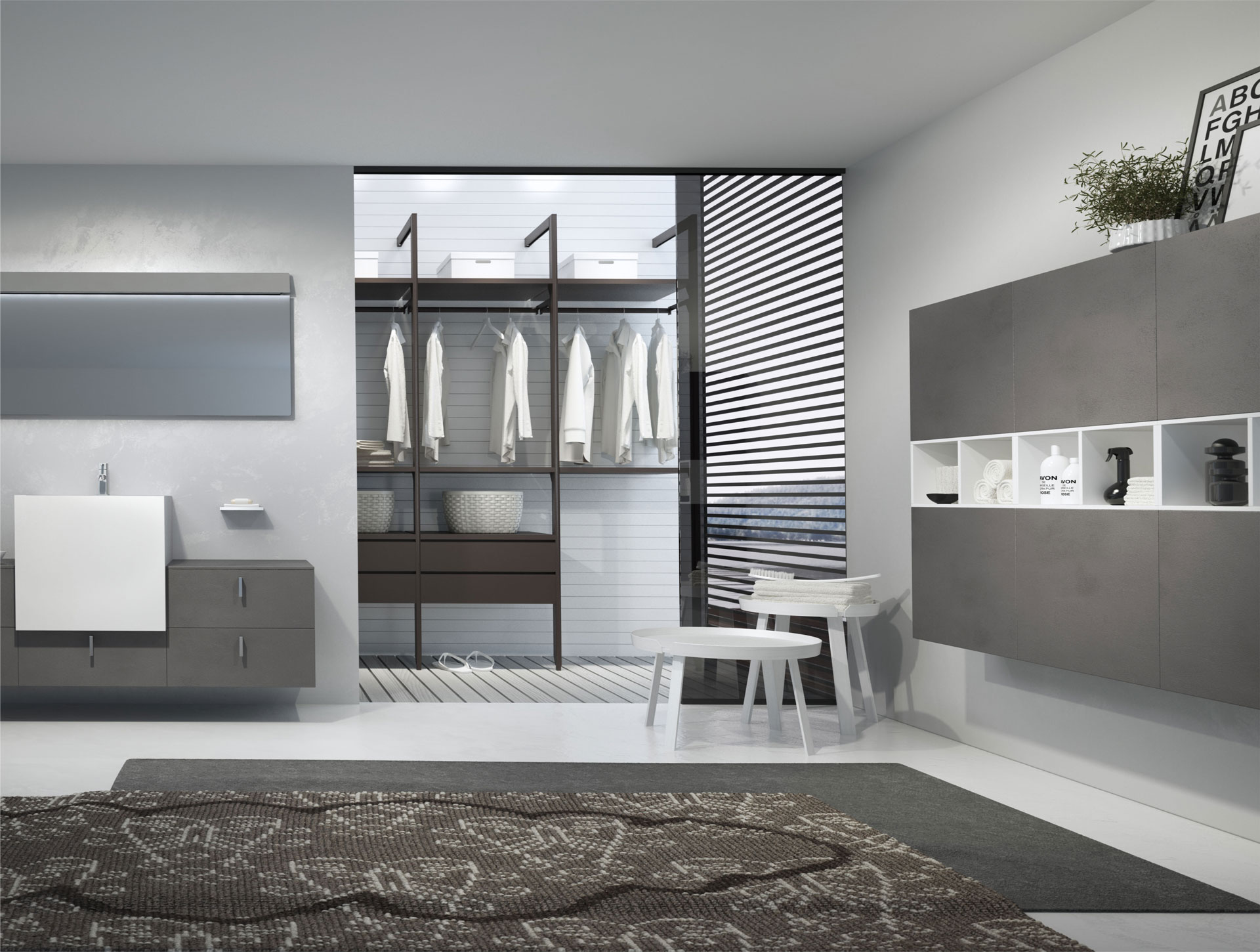 bmt industria arredo bagno home moderno funky bmt
