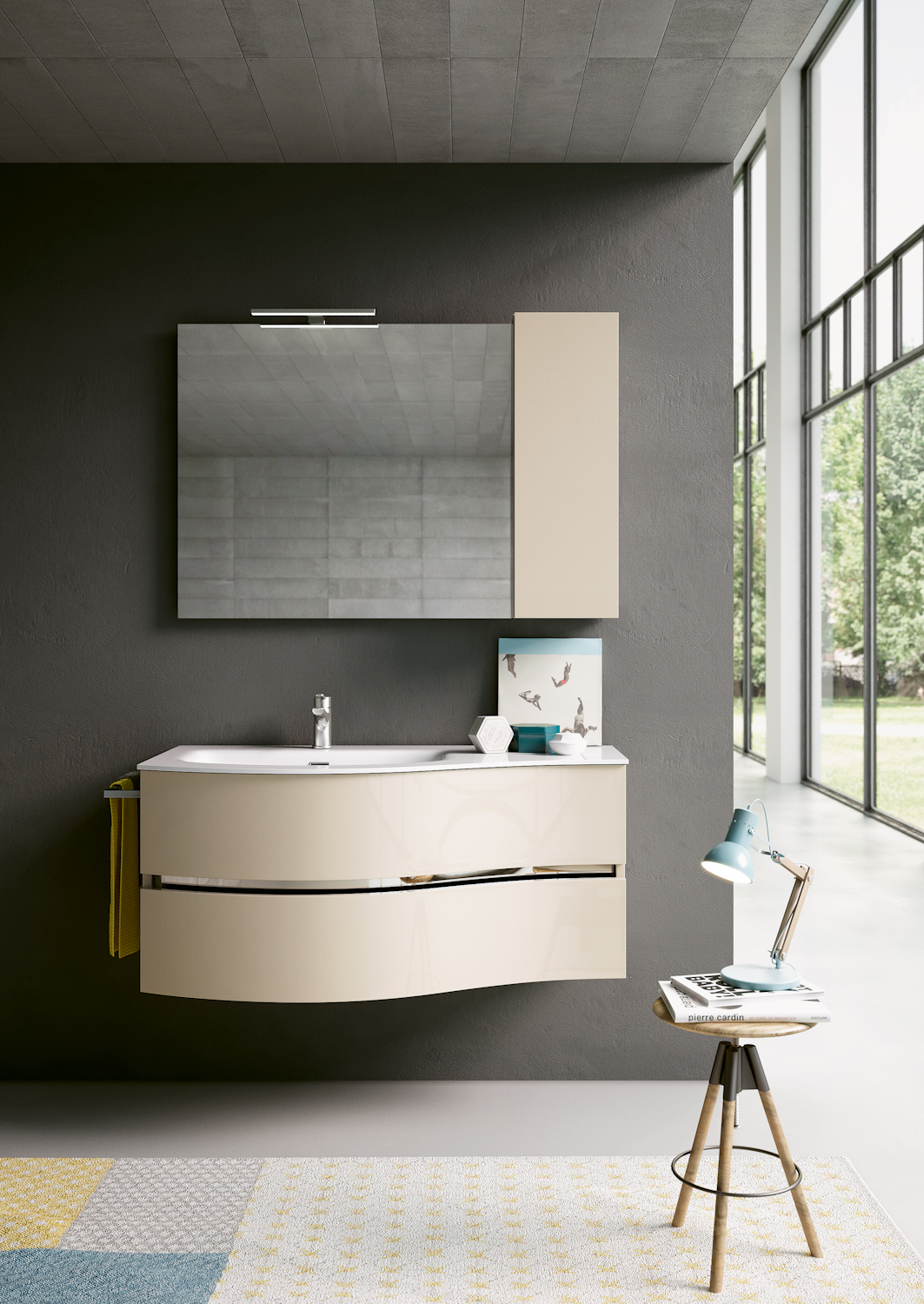 Moon bmt arredo bagno - Mobile bagno fly ...